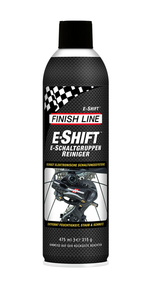 Finish Line E-Shift Geargruppe-rengøring 475 ml